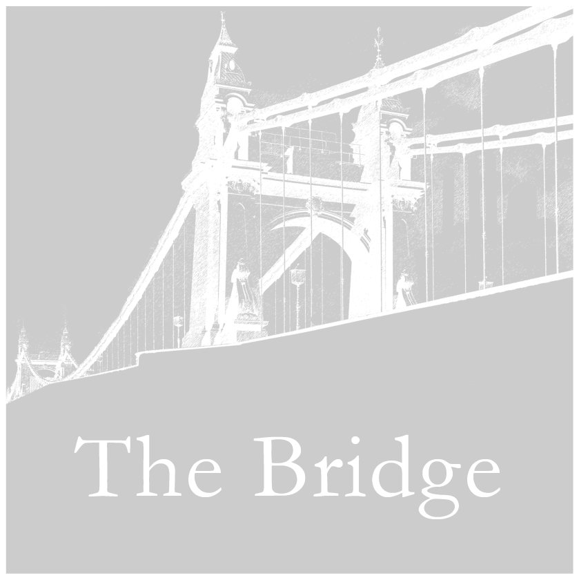 The Bridge in Barnes logo